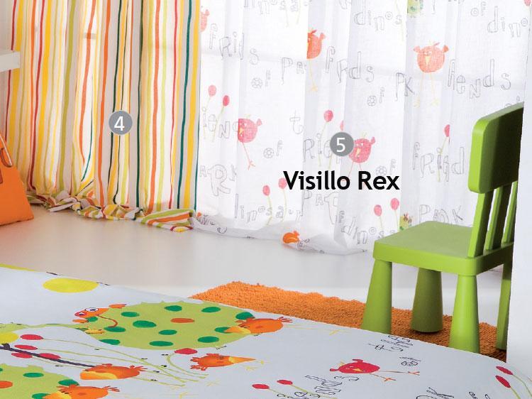 Foto cortina visillo rex foto 868044 for Enganches para cortinas