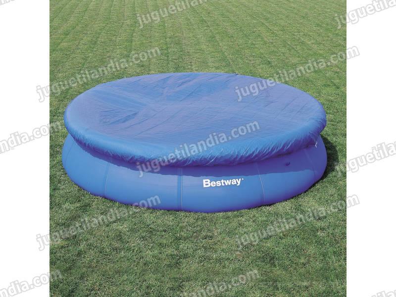 foto cubre piscinas bestway 58106 de 300x201 cm foto 155876