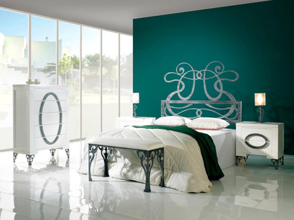 Foto cabezales juveniles de forja modelo amazonas foto for Dormitorios juveniles en amazon