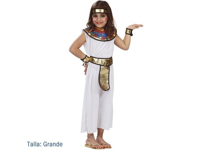 Disfraz cleopatra niña - Imagui