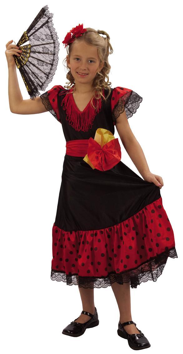 e9c039809 Foto Disfraz de bailaora flamenca para niña foto 79371