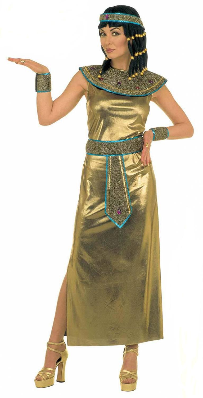 Foto Disfraz de Cleopatra, reina de Egipto foto 42936