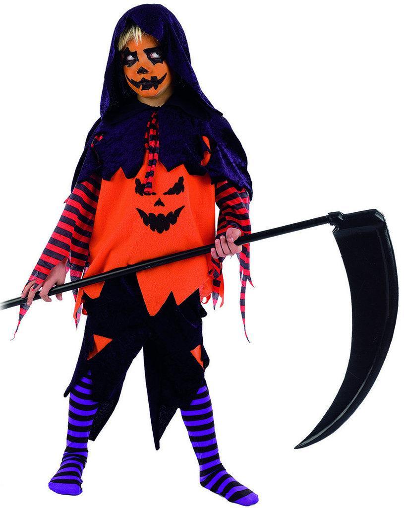 Foto disfraz de halloween para ni os de calabaza foto 149679 - Trajes de calabaza ...