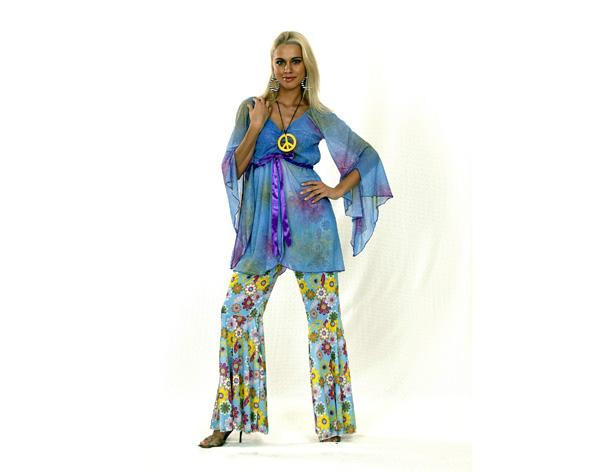 Disfraz hippie news fotos videos pictures picture to pin for Disfraz de hippie