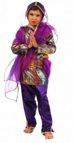 Foto Disfraz de indu niña (6) 11 a 13 años foto 477515