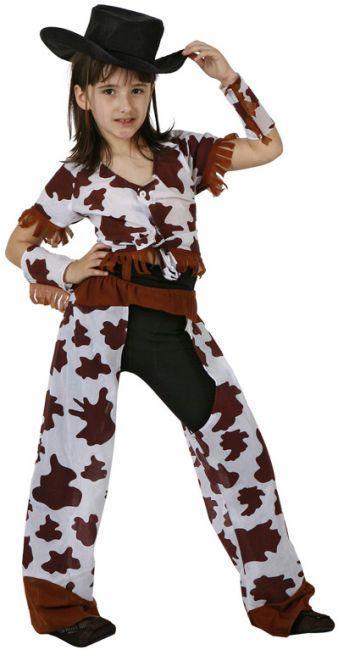 Foto Disfraz de vaquera para niña foto 127415