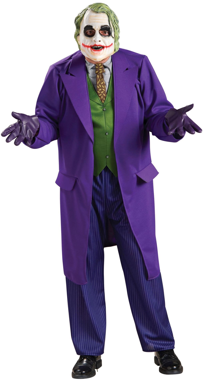 Foto Disfraz oficial de Joker The Dark Knight para hombre foto 294309