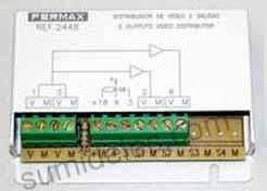Foto fermax telefono loft 3390 foto 907358 for Telefonillo fermax esquema