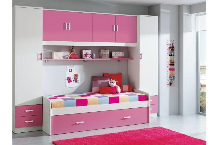 Foto dormitorio juvenil l 00329887 foto 308491 - Merkamueble armarios dormitorio ...