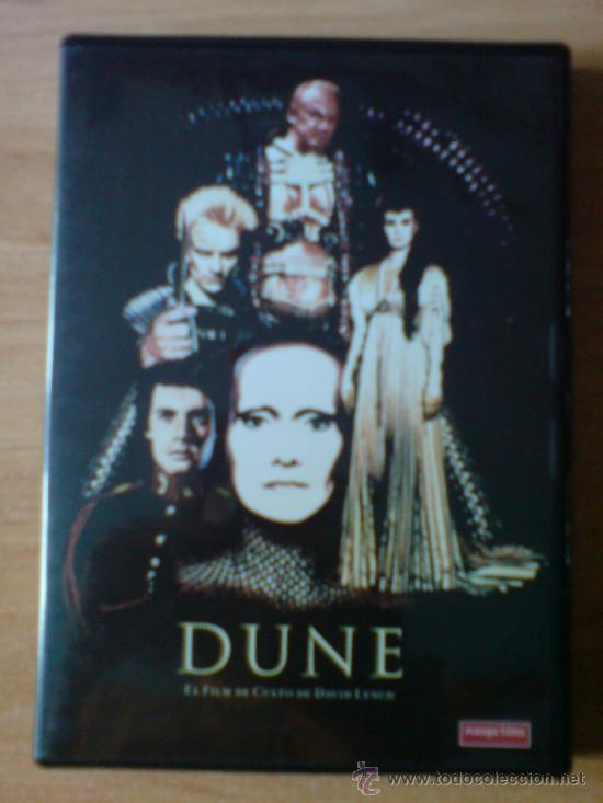 Foto dvd ciencia ficcion dune director david lynch