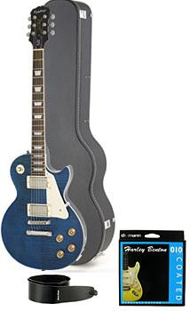 Foto Epiphone Les Paul Ultra III MS Bundle