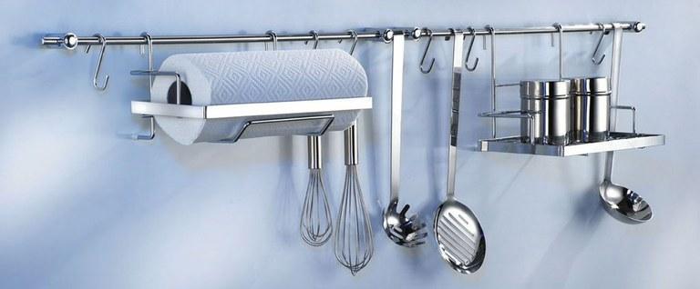 Foto equipo de accesorios de cocina para colgar en kit for Accesorios cocina