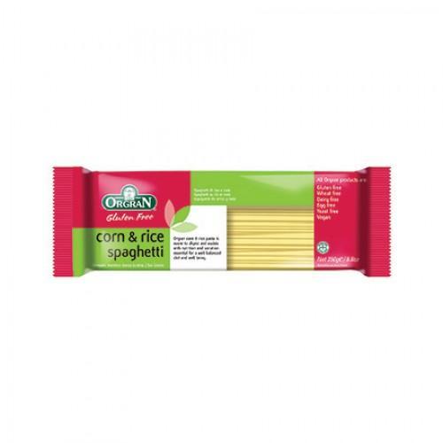 Foto Espaguetis de maíz y arroz 250 gr (Orgran) foto 842063