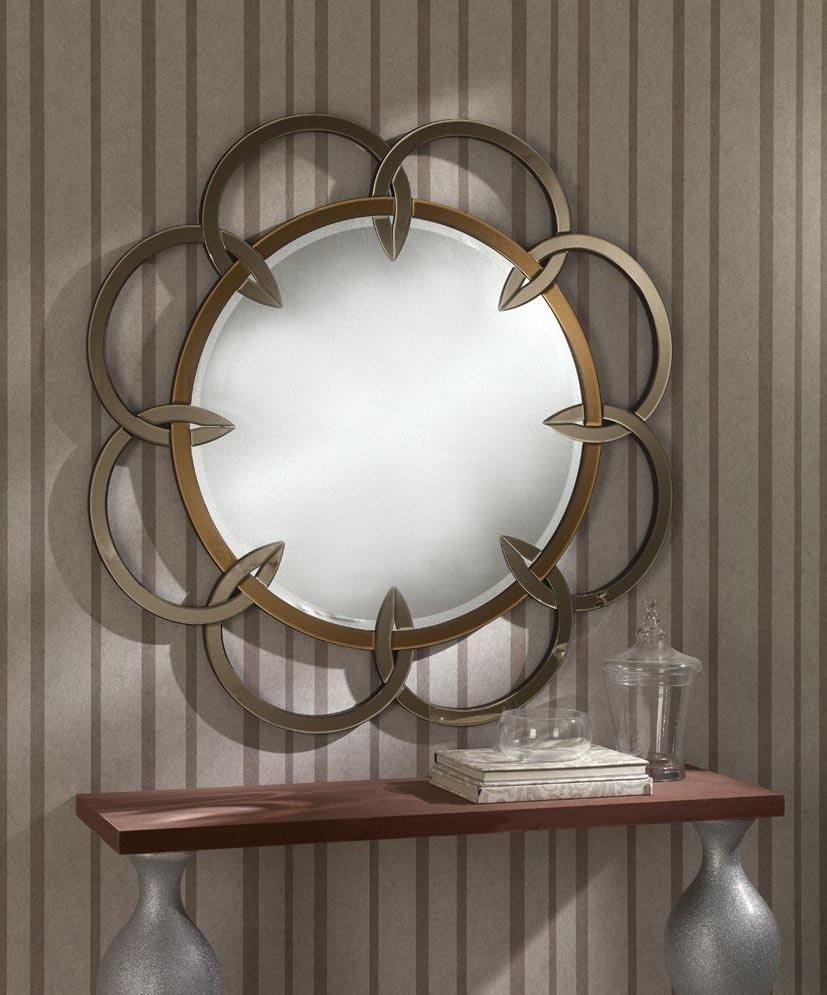 Foto muebles zapateros de madera modelo orly cerezo bajo for Espejos largos modernos