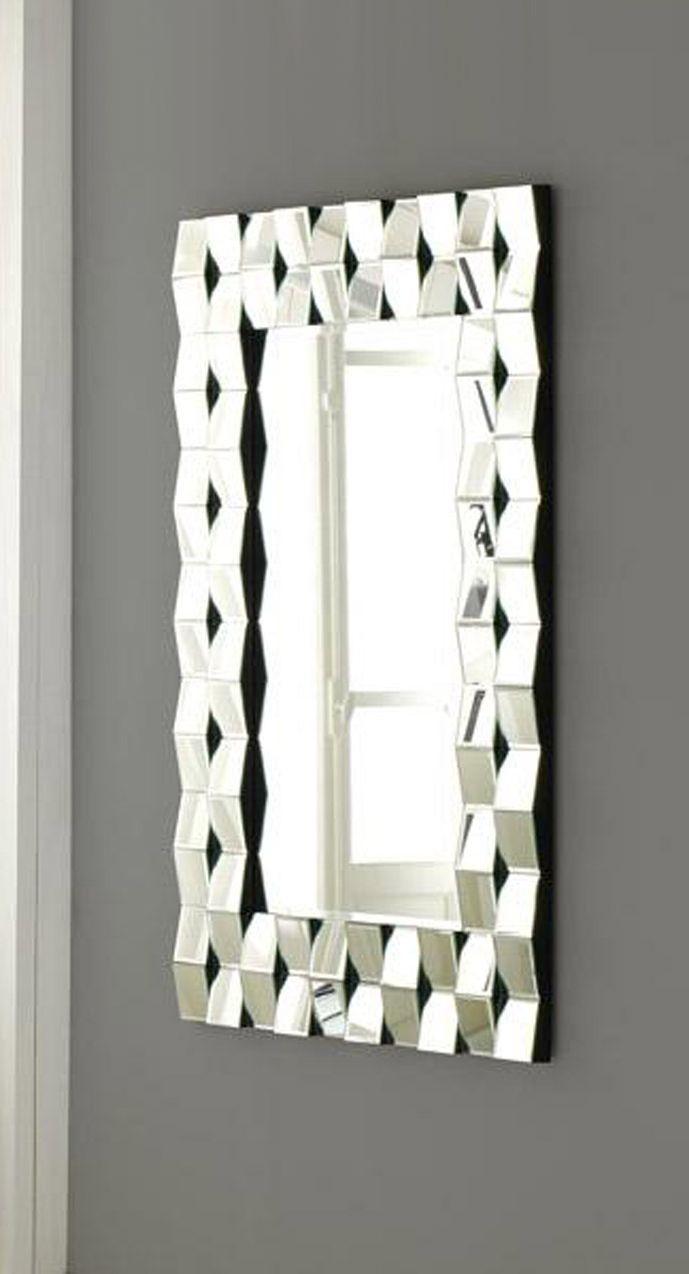 Foto espejos modernos de cristal modelo domo gr foto 875580 for Espejos modernos cristal