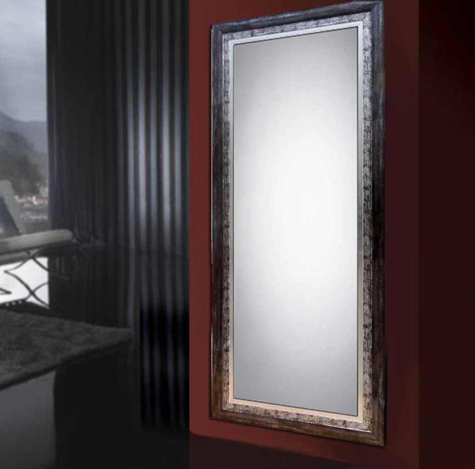 Foto espejos de madera modelo aguadulce foto 659099 for Modelos de espejos