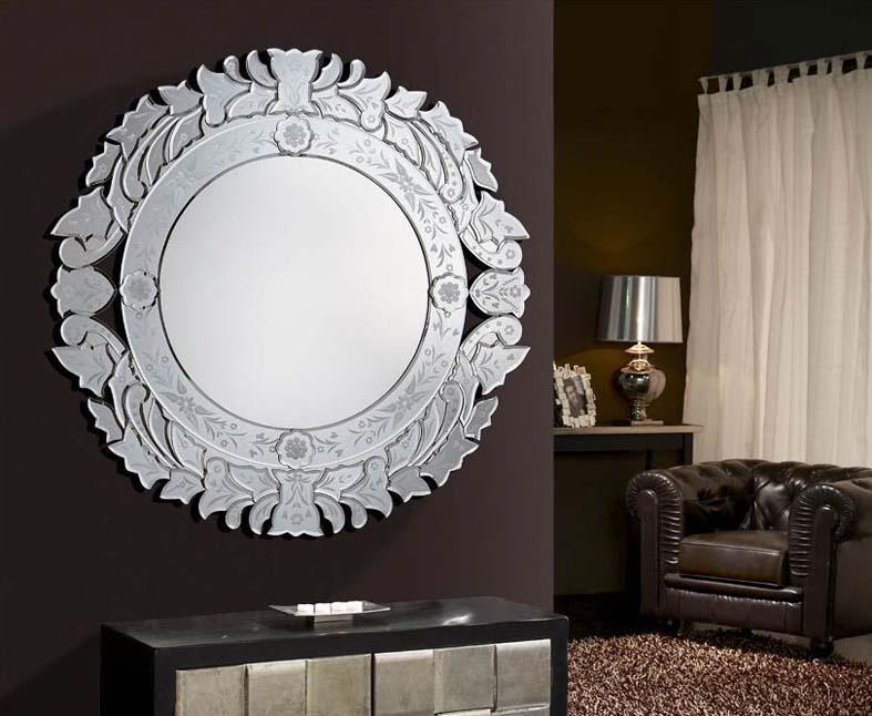 Foto espejos venecianos cl sicos modelo audry foto 7593 for Espejos segunda mano barcelona