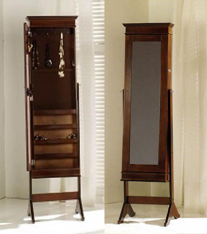 Foto apliques de pared alta decoracion modelo name foto 2398 for Espejo pie madera