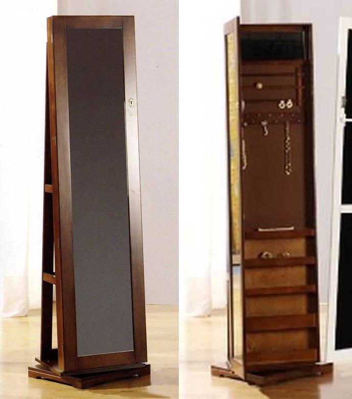 Foto espejos de madera modelo aguadulce foto 659099 for Espejos de pie precios