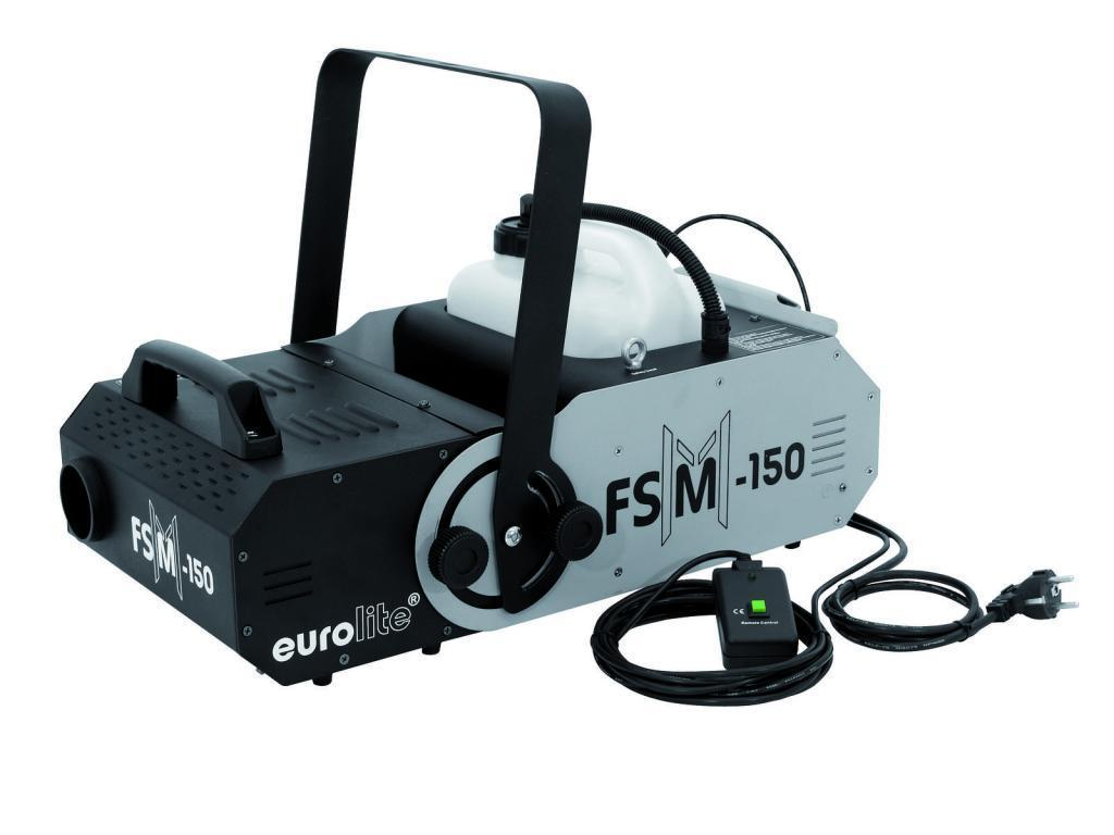 Foto EUROLITE FSM-150 Of Smoke 1500 W Adjustable Dmx Machine