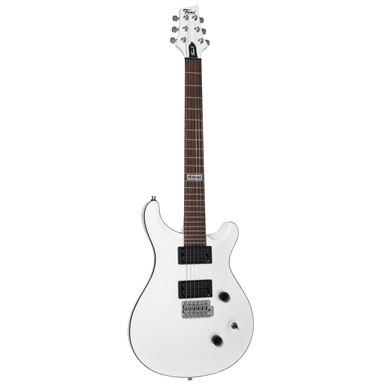 Foto Fame Forum III Evolution WH White gloss with black binding
