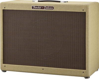 Foto Fender HotRod DLX 112 Enclosure Tweed