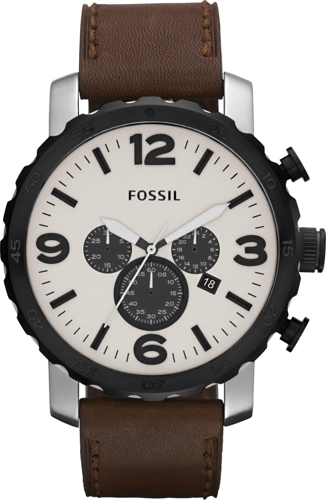Foto Fossil Reloj para hombre Nate JR1390