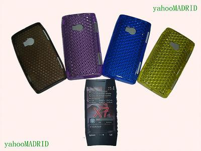 Funda vinilo movil