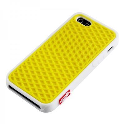 Foto funda estilo vans de silicona para iphone 5 amarilla y blanca foto 910433 - Fundas de silicona para iphone 5 ...