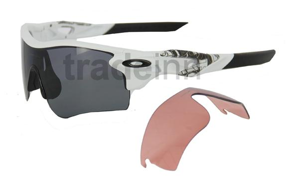 Foto Gafas hombre Oakley Radarlock Path Polished White foto 105183