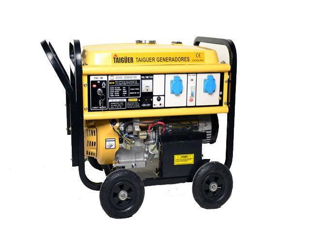 Foto generador electrico gasolina 3500w monofasico - Generador electrico gasolina ...