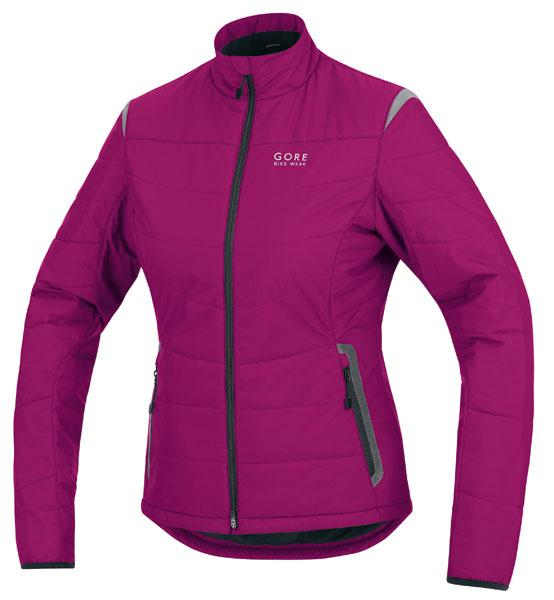 Foto Gore Bike Wear Path Insulated Lady Jacket Thai Pink