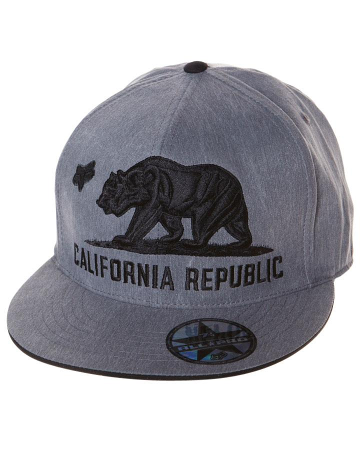 Foto Gorra C Love All Pro De Fox - Gris