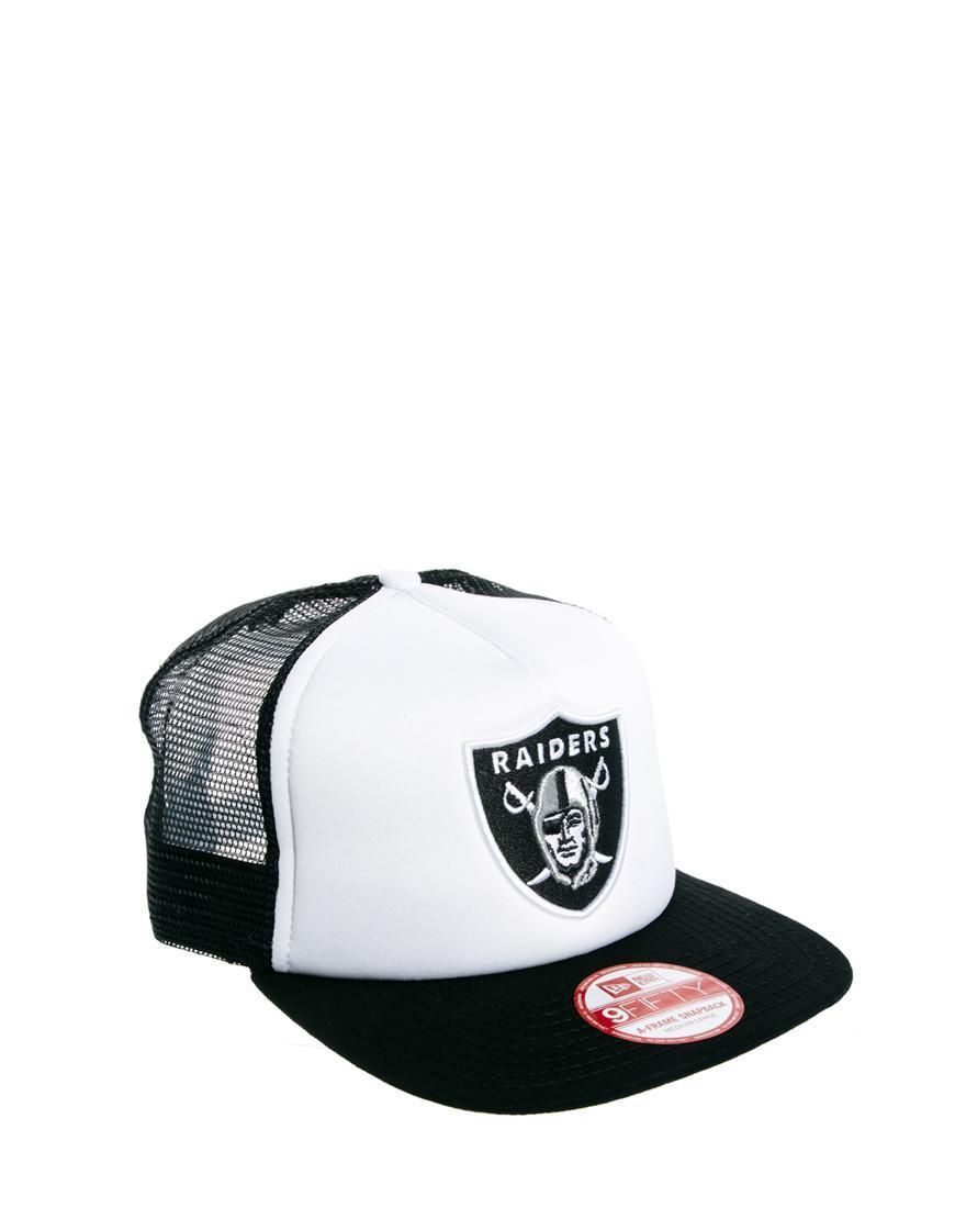 Foto Gorra con broche trasero Oakland Raiders de New Era Negro foto 576403 3de0e3eaeb6