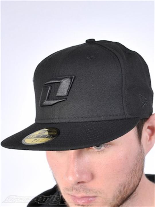 Foto Gorra Fitted One Industries New Era 59 Fifty Icon Negro