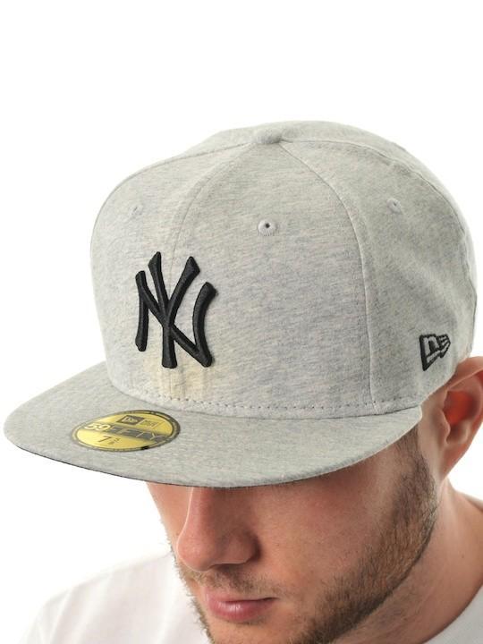 Foto Gorra New Era New Era Jersey Pop New York Yankees Gris-Negro foto  266576 620b4ee4c72