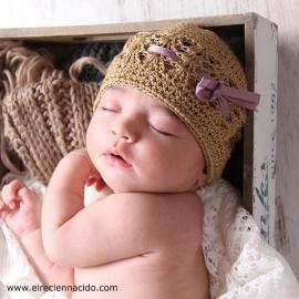 Aug 24, · Gorrito para bebe en gancho fácil y rápido estilo beanie meses # - Duration: Como tejer gorro para bebé recien nacido principiantes con agujas rectas - Duration: