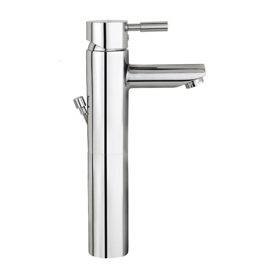 Foto teka fregadero encastrable en acero inoxidable mod for Grifo alto lavabo