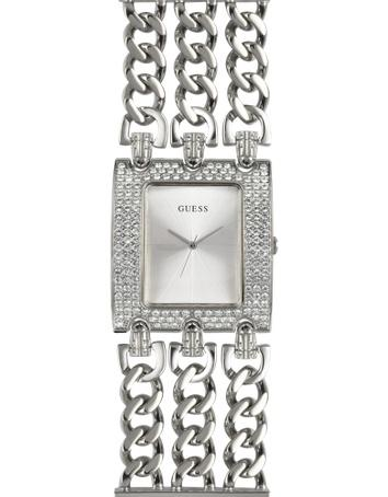 Foto guess relojes mujer reloj de pulsera con triple - Reloj de cadena ...