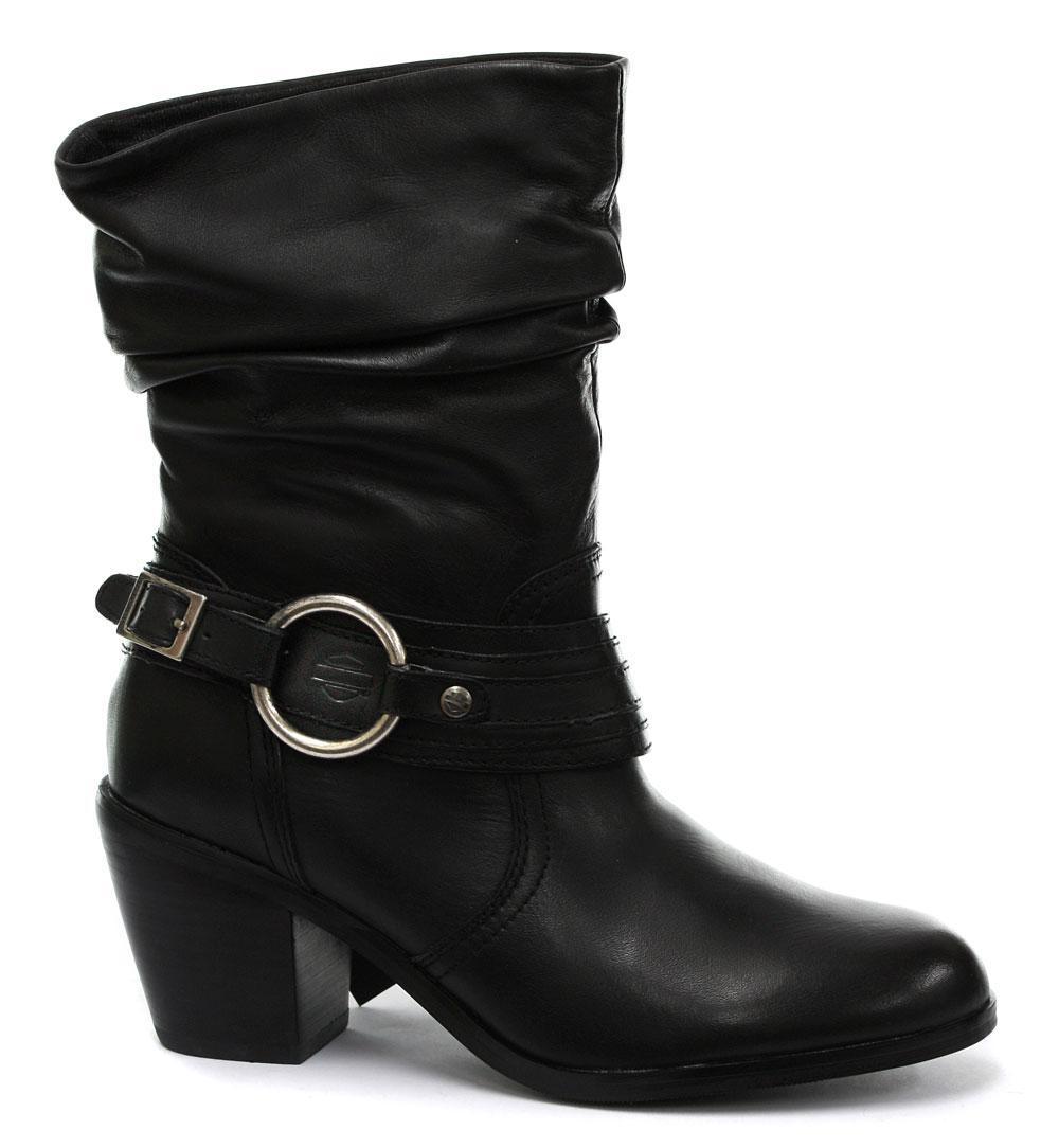 Foto Harley Davidson Solstice Womens Slouch Biker Boots foto 581490