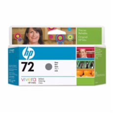 Foto Hewlett-Packard Cartucho de tinta gris HP 72 de 130 ml