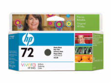 Foto Hewlett-Packard Cartucho de tinta negra mate HP 72 de 130 ml.