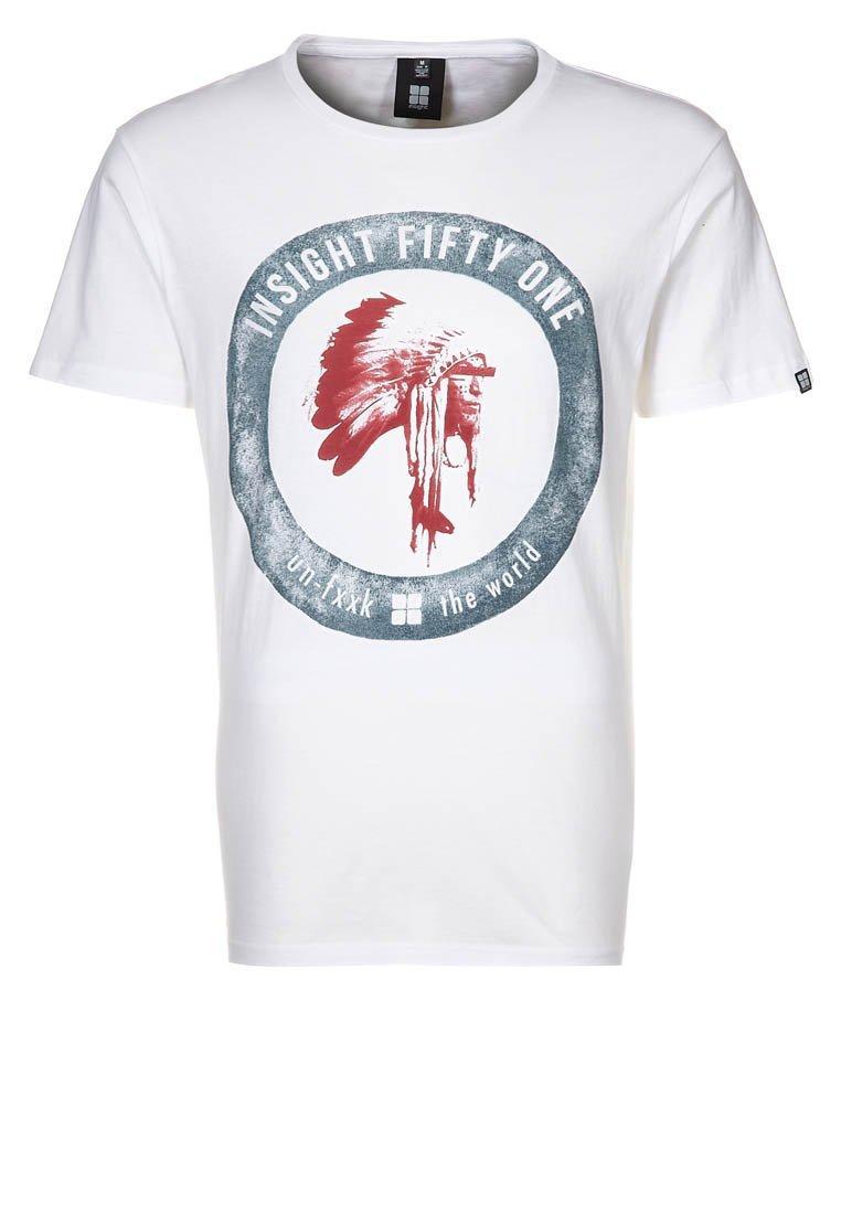 Foto Insight Amoeba Camiseta Print Blanco S foto 109522