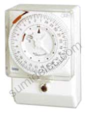 Foto interruptor horario digital orbis data micro con for Cronotermostato orbis