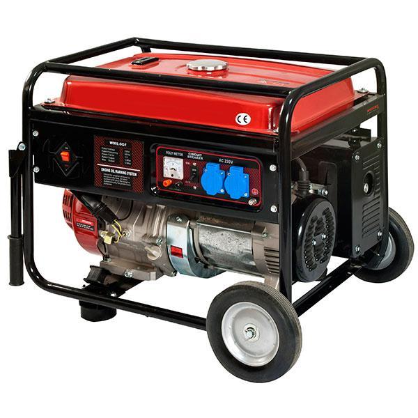 Foto jard n motoazada migarden mtz500 xm ohv 200 2 1 foto - Generador electrico barato ...