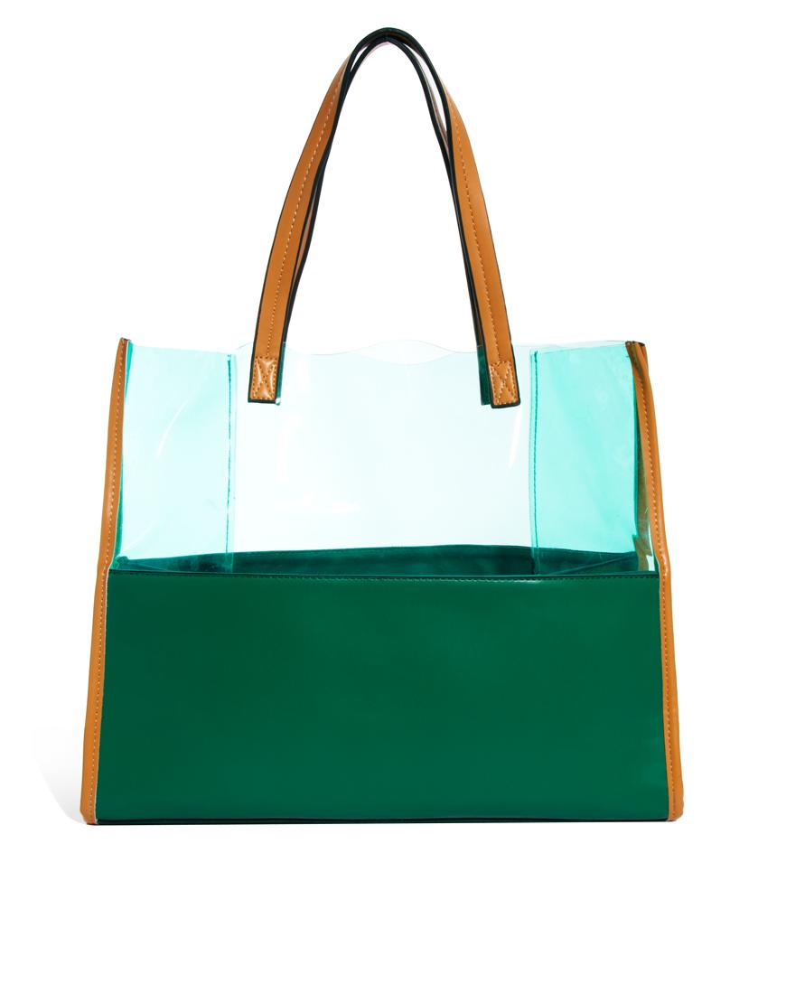 Foto Johnny Loves Rosie Tote Bag Green