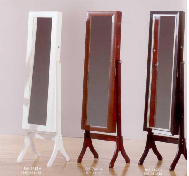 Foto joyero espejo pie 3 acabados foto 314018 - Espejo joyero de pie ...