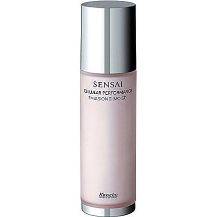 Foto KANEBO SENSAI CELLULAR emulsion II moisturizing 100ml