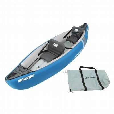 Foto Kayak Hinchable Sevylor Adventure 2 Plazas