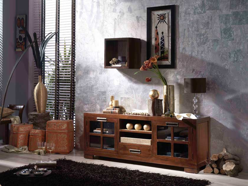 Foto kenia mueble tv 160 foto 388912 for Mueble tv banak